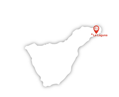 Localización Centro Médico Vida La Laguna