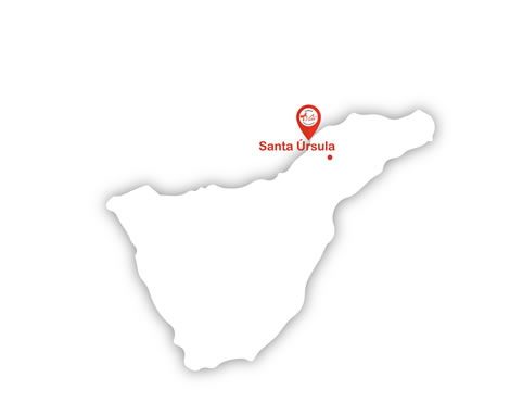 Mapa localización Centro Médico Vida Santa Úrsula